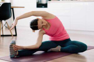 Stretching per distendersi